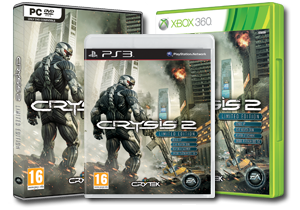 buy crysis 2 limited edition